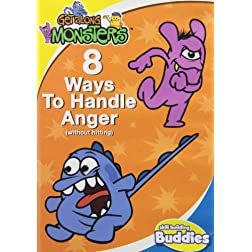 Get Along Monsters: 8 Ways to Handle Anger (Without Hitting)