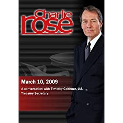 Charlie Rose (March 10, 2009)