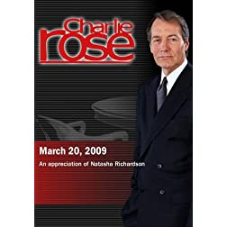 Charlie Rose (March 20, 2009)