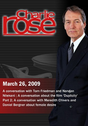 Charlie Rose (March 26, 2009)