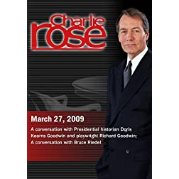 Charlie Rose (March 27, 2009)