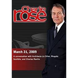 Charlie Rose (March 31, 2009)