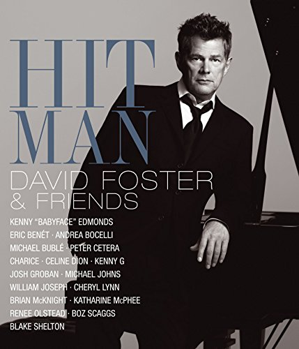 Hit Man: David Foster And Friends (Amazon Exclusive) [Blu-ray]