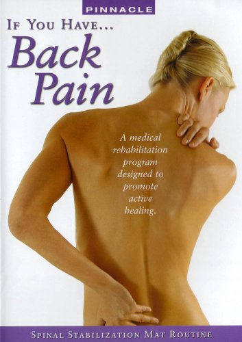 If You Have...Back Pain