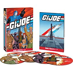G.I. Joe A Real American Hero: Season 1.1