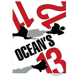 Ocean's Eleven/Ocean's Twelve/Ocean's Thirteen