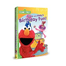Elmo & Abby's Birthday Fun