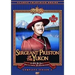 Sergeant Preston of the Yukon: Complete Season 2