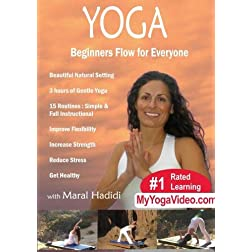 Yoga : Beginners Flow for Everyone
