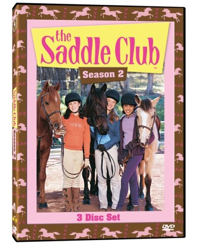 Saddle Club - The Complete Second Season
