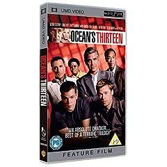 Ocean's Thirteen [UMD for PSP]