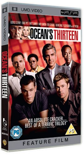 Ocean's Thirteen [UMD for PSP]