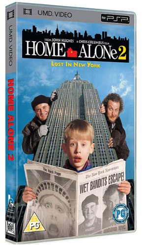 Home Alone 2: Lost in New York [UMD for PSP]