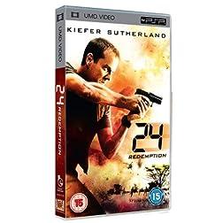 24 Redemption [UMD for PSP]