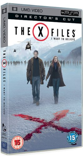 The X Files: I Want to Believe [UMD for PSP]