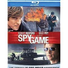 Spy Game [Blu-ray]