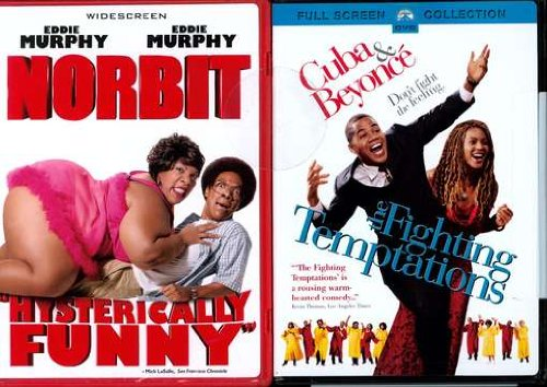 Paramount Norbit/fighting Temptations 2pk [dvd] [side By Side]