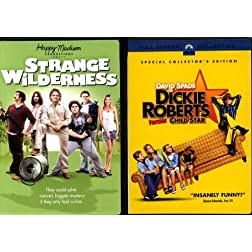Paramount Strange Wilderness/dickie Roberts 2pk [dvd] [side By Side]