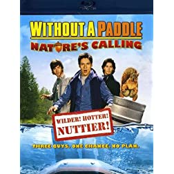 Paramount Movie Cash-without A Paddle-natures Calling [blu Ray]