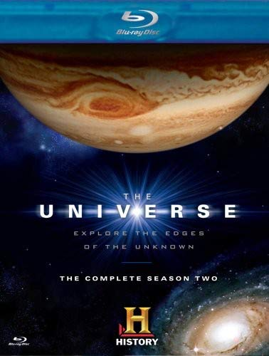 The Universe: The Complete Season Two (History Channel) [Blu-ray]