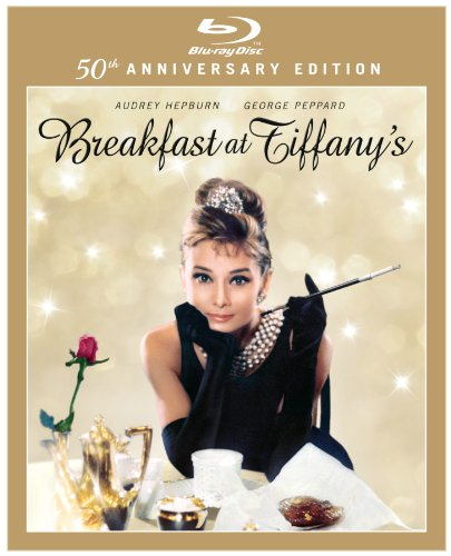 Breakfast at Tiffany's (50th Anniversary Edition) [Blu-ray]