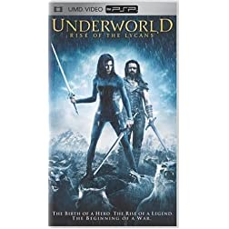 Underworld: Rise of the Lycans [UMD for PSP]