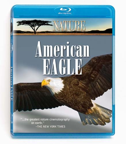 Nature: American Eagle [Blu-ray]