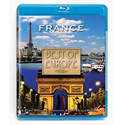 Best of Europe: France [Blu-ray]