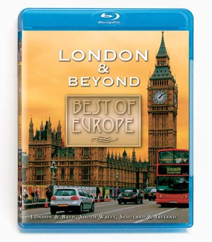 Best of Europe: London & Beyond [Blu-ray]