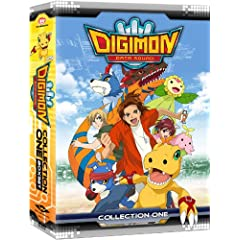 Digimon Data Squad Collection One (3pc) (Ws Box)