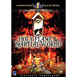 Holy Flame of the Martial World **SHAW BROTHERS**