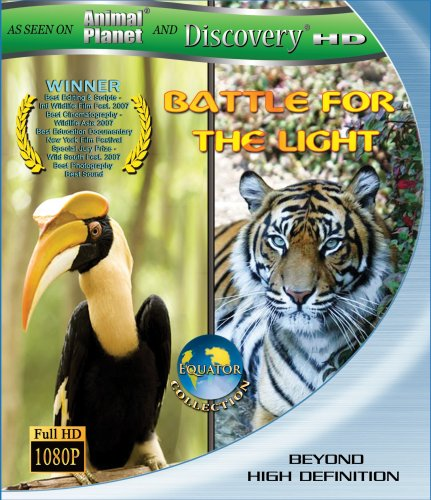 Equator: Battle for the Light [Blu-ray]