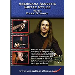 Americana Acoustic Guitar Styles