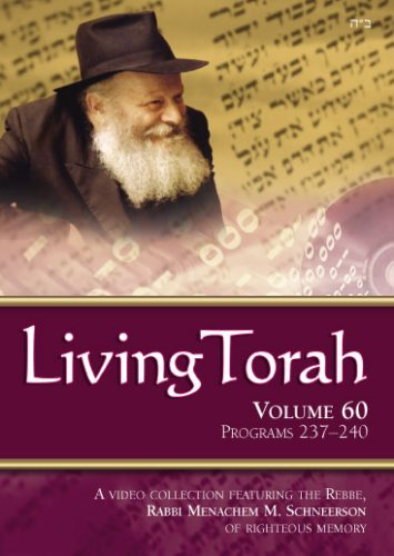 Living Torah Volume 60 Programs 237-240