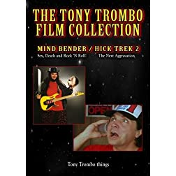 The classic TONY TROMBO film collection.