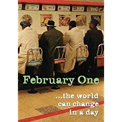 February One - The Story of the Greensboro Four