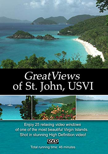 GreatViews of St. John, USVI