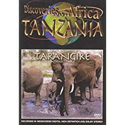 Discoveries Africa Tanzania: Tarangire National