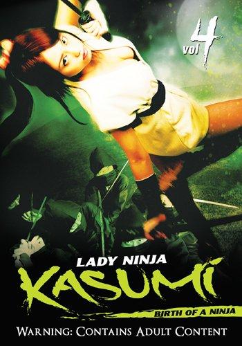 Lady Ninja Kasumi Volume 4