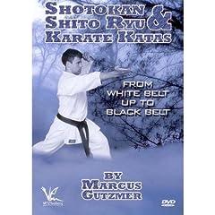 Karate Shotokan and Shito Ryu Karate Katas
