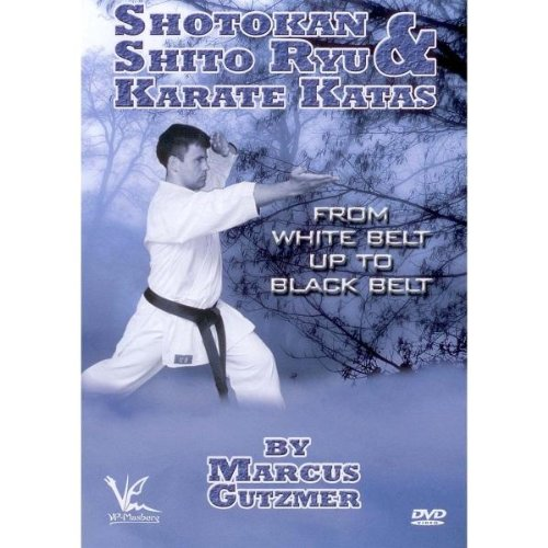 Karate Shotokan and Shito Ryu Karate Katas