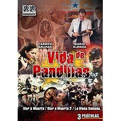 Vida De Pandillas - 3 Movie Pack