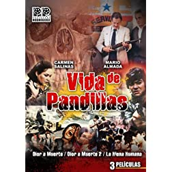 Vida De Pandillas - 3 Movie Pack