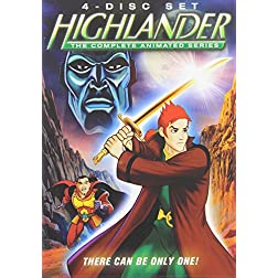 Highlander: The Complete Animated Series