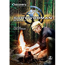 Survivorman: Season Three