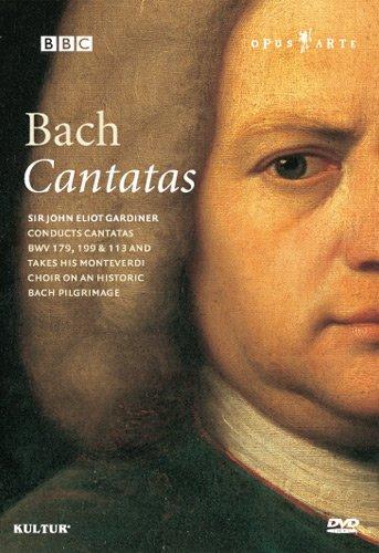 Bach: Cantatas / Sir John Eliot Gardiner, Monteverdi Choir