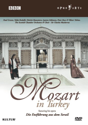 Mozart in Turkey - The Scottish Chamber Orchestra & Choir