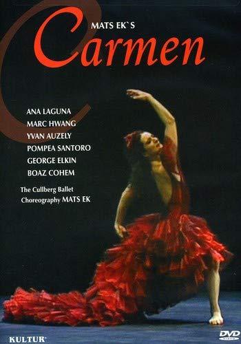 Bizet - Carmen / Mats Ek, The Cullberg Ballet