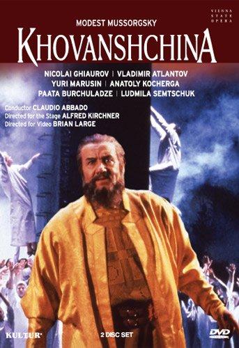 Mussorgsky - Khovanshchina / Abbado, Ghiaurov, Atlantov, Vienna State Opera