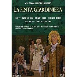Mozart - La Finta Giardiniera / Richard Croft, Ann-Christine Biel, Petteri Salomaa, Stuart Kale, Britt-Marie Aruhn, Arnold Ostman, Drottningholm Theatre